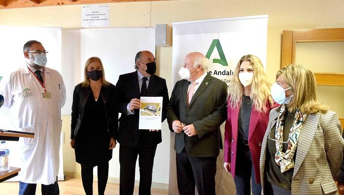Landaluce agradece que la Junta impulse un centro de salud en La Bajadilla