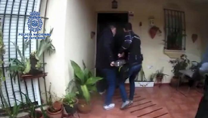 Una operación contra la trata deja cinco detenidos en Algeciras y Jerez