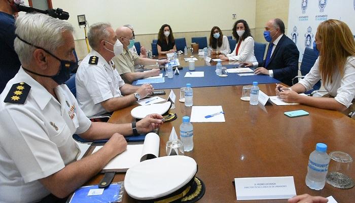 Estudian los usos para el edificio del antiguo Gobierno Militar en Algeciras