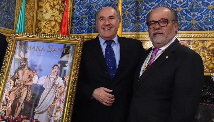 El alcalde de Algeciras agradece la labor social de las cofradías