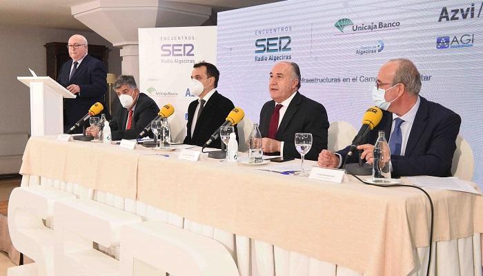 Radio Algeciras organiza un encuentro sobre las infraestructuras