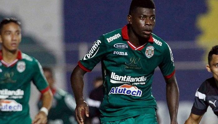 La Balona se refuerza con el lateral hondureño Bryan Barrios