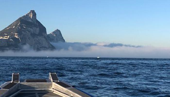 Es para quienes lleguen desde fuera a Gibraltar