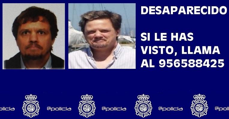 Imagen de Juan José López difundida por la Policía Nacional