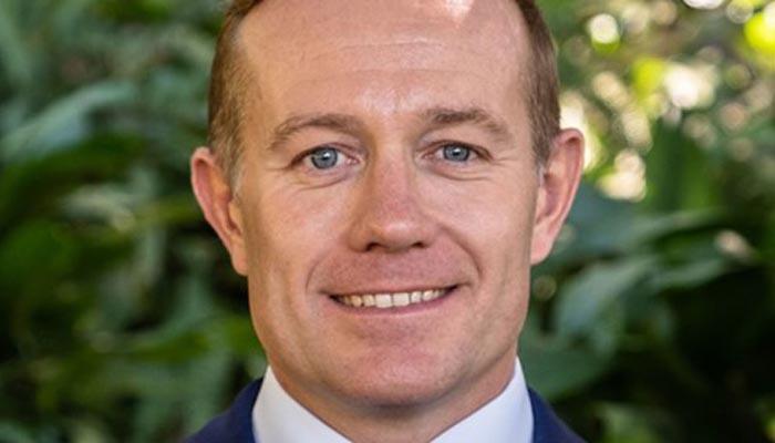 El parlamentario del GSD Elliott Phillips