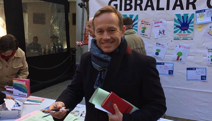 Elliott Phillips, parlamentario del GSD