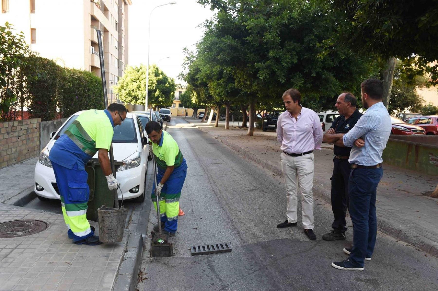 Emalgesa optimizará la red para mejorar la distribución de agua en Pelayo