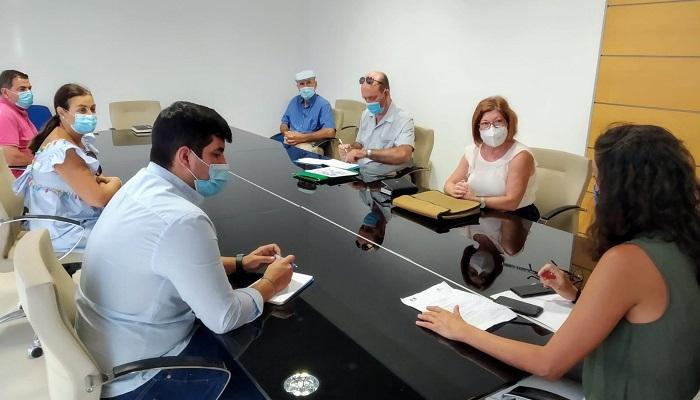 Vecinos del Embarcadero apoyan la apertura de otra salida al tráfico en Algeciras