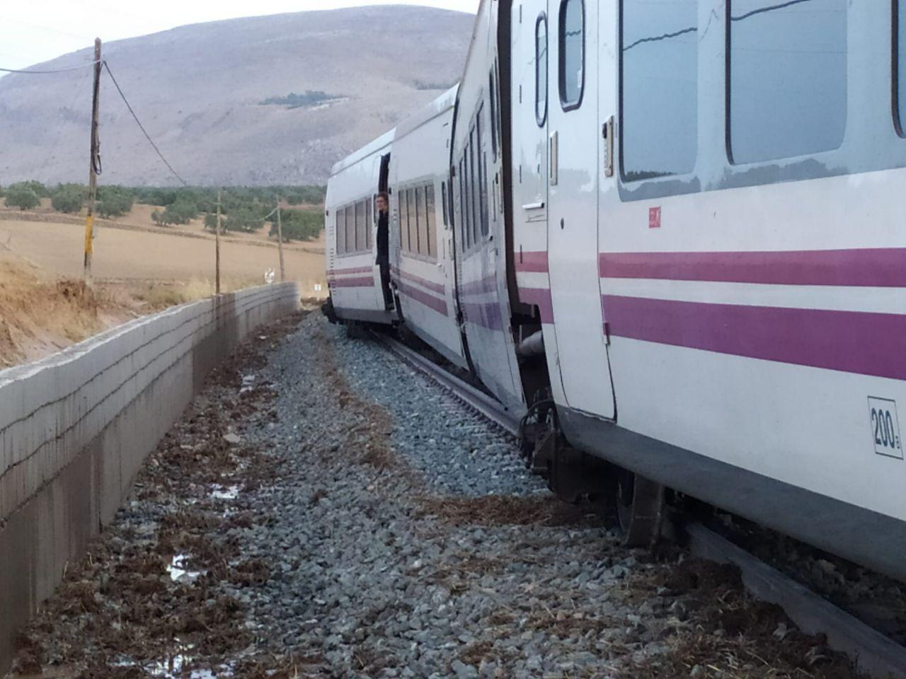 La Junta de Gobierno se solidariza con los heridos del accidente de tren
