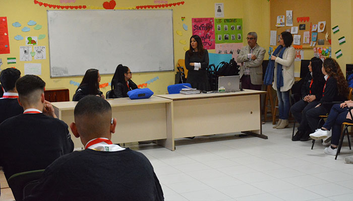 Los alumnos comienzan las prácticas en el Ayuntamiento de San Roque