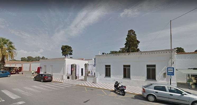 El Cementerio Municipal 'San José' de La Línea