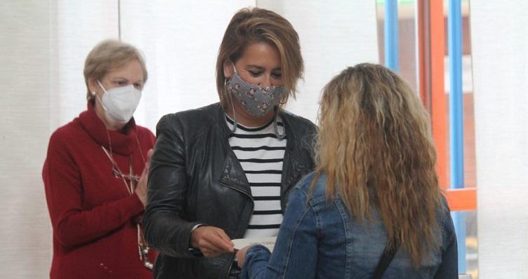 Zuleica Molina, concejal de Empleo. Foto: lalínea.es