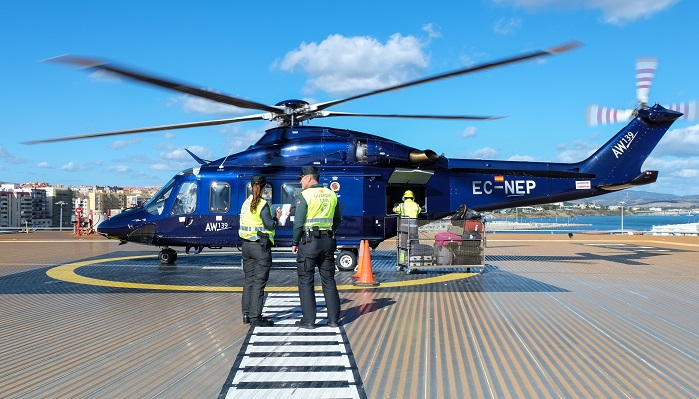 La Guardia Civil de Algeciras crea el Equipo Pegaso