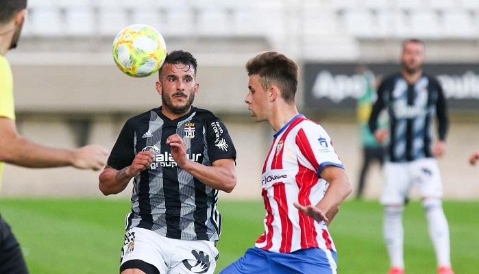 Marc Llinares continúa un año más en el Algeciras CF