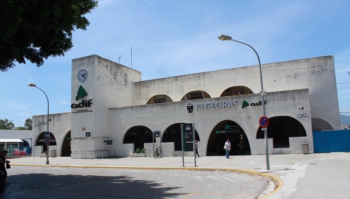 Landaluce lamenta que Adif no considere estratégica la estación de Algeciras