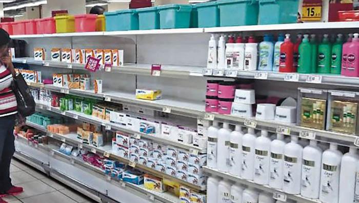 Productos de consumo para la higiene