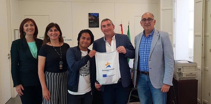 Jemuel Mark Agsaway ha representado a España en Malta