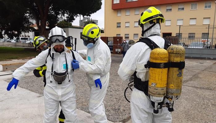 Muere la segunda anciana de la residencia de mayores en Algeciras