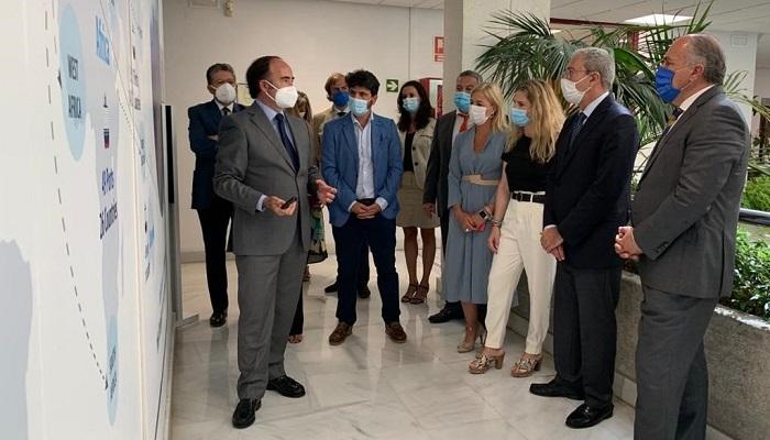 La Junta financiará con 4.5 millones el futuro Centro de Innovación en Algeciras