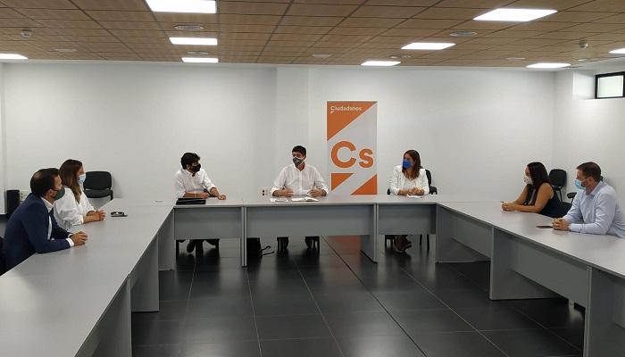 Juan Marín solicita 'un reparto equitativo de los recursos en los PGE'