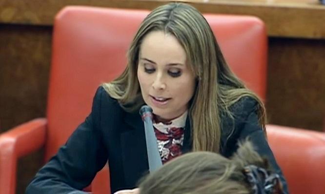 Eva Bravo, diputada nacional del PSOE por la provincia de Cádiz