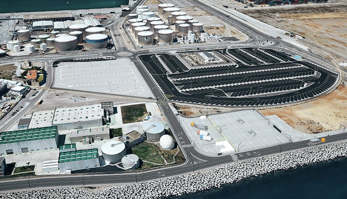 Adjudicada a OHL la nueva explanada de Tráfico Pesado en el puerto