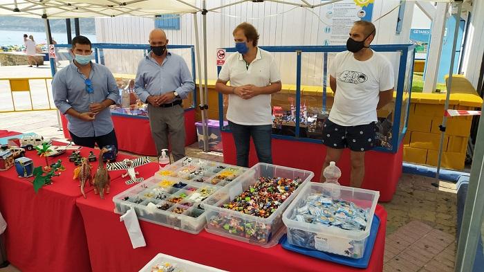 Algeciras acoge una nueva 'ExpoClick' en el Paseo Marítimo de Getares