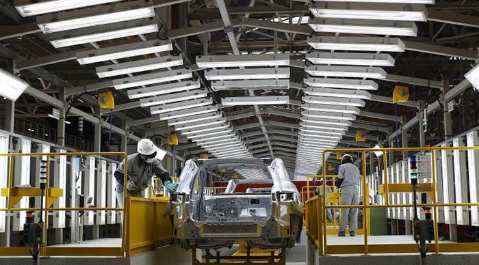 Fábrica de Jaguar Land Rover