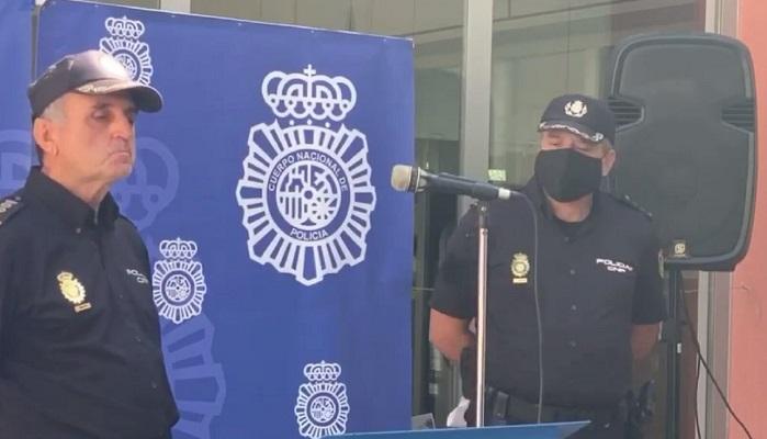 El agente herido en Algeciras se mantiene en la UCI pero su vida no peligra