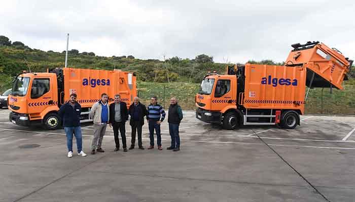 CSIF lleva al juzgado la desprotección de los trabajadores de Algesa