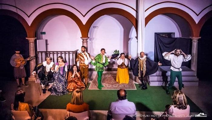 'La Teatrera' regresa con su exitoso 'Don Gil de las Calzas Verdes'