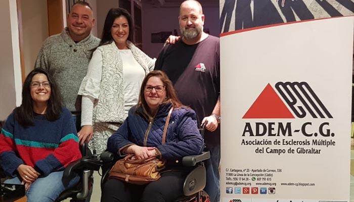 ADEM-CG muestra agradecimiento a la APBA por su ayuda en 2020