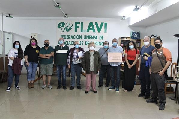 La reunión de la Mesa de Trabajo por La Línea. Foto: NG