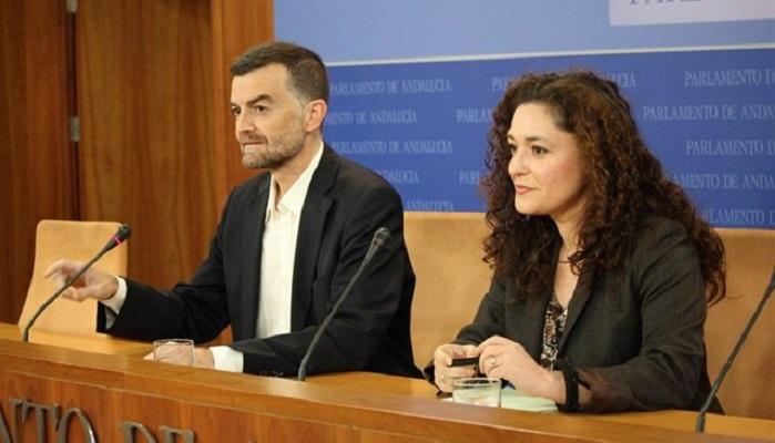 Inmaculada Nieto releva a Maíllo como portavoz de Adelante Andalucía en el Parlamento