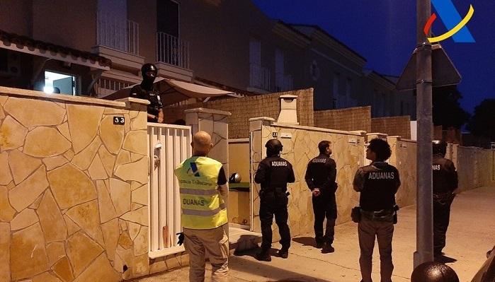 Dos detenidos contra el blanqueo de capitales por droga en Algeciras