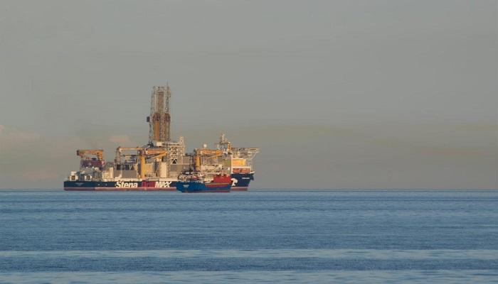 Denuncian la presencia de tres buques perforadores al este de Gibraltar