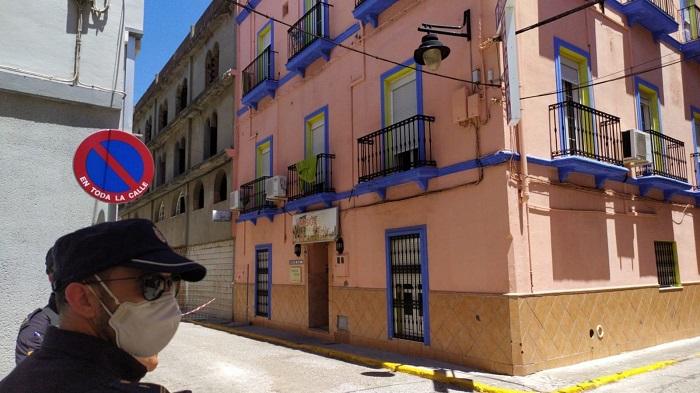 Cepaim afirma que sigue trabajando con su sede abierta en Algeciras