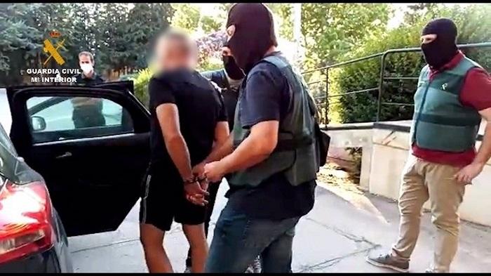 Detienen a Antonio Tejón 'El Castaña' en una operación contra el narcotráfico