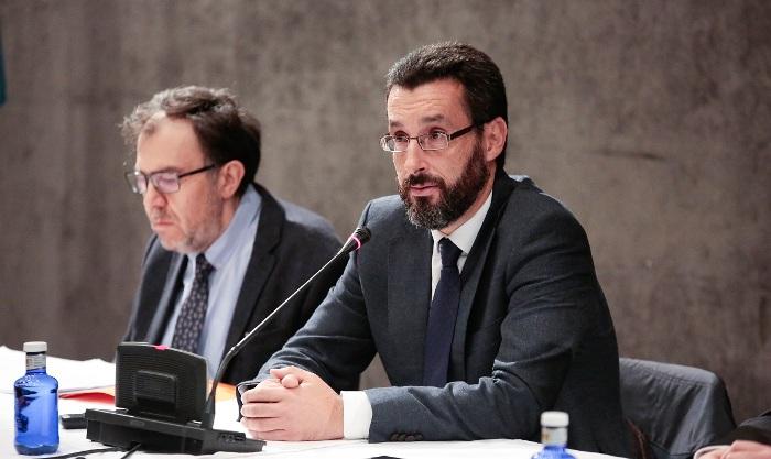 El alcalde de La Línea, Juan Franco