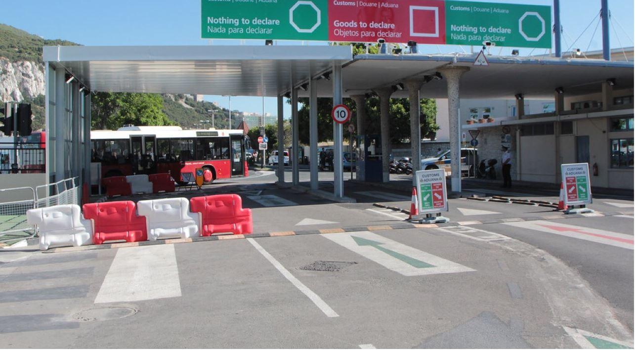 Frontera de Gibraltar. Foto NG