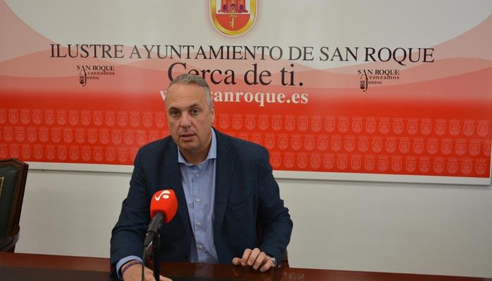 Juan Carlos Ruiz Boix critica a la Junta de Andalucía por no construir una nueva ITV