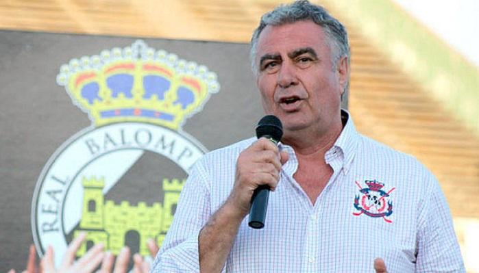 La Real Balompédica Linense pierde a su ex-presidente Alfredo Gallardo