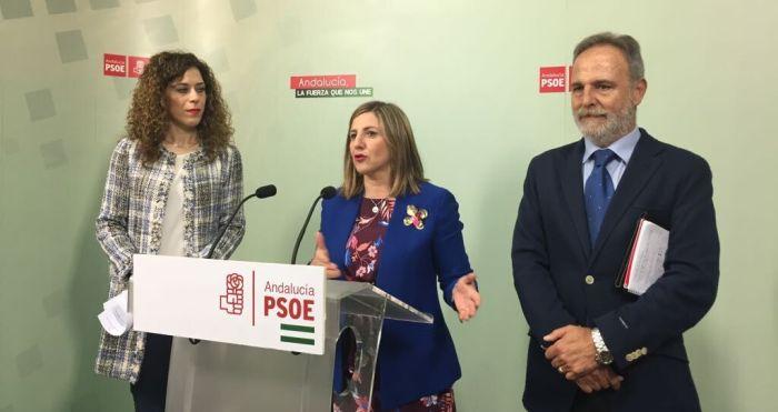 De izquierda a derecha, Alconchel, García y De la Encina