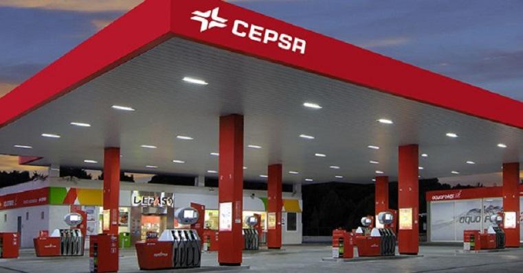 La gasolinera clausurada