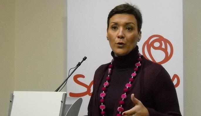 Gemma Araujo, ex alcaldesa de La Línea