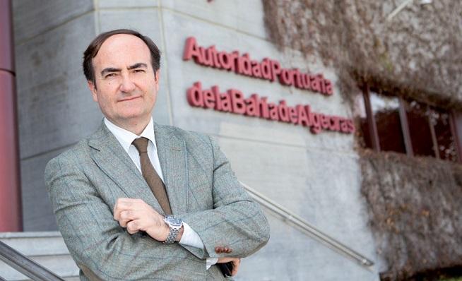 Gerardo Landaluce, presidente de la APBA