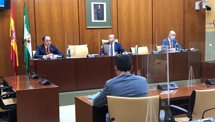 El presidente del Puerto de Algeciras demanda un impulso al ferrocarril