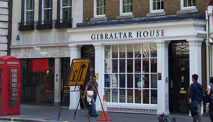 Gibraltar House London. Foto KAKlon/Wikipedia