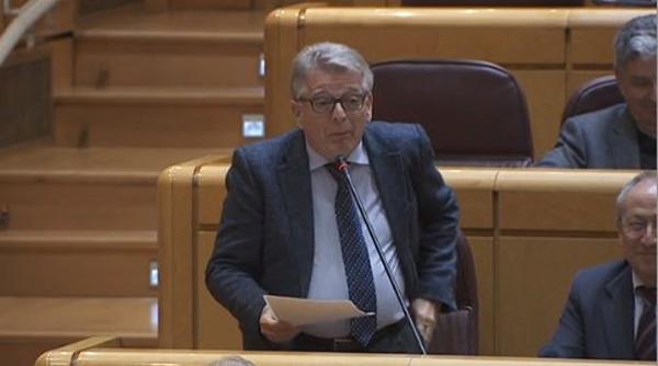 González Cabaña critica el triunfalismo del subdelegado del Gobierno