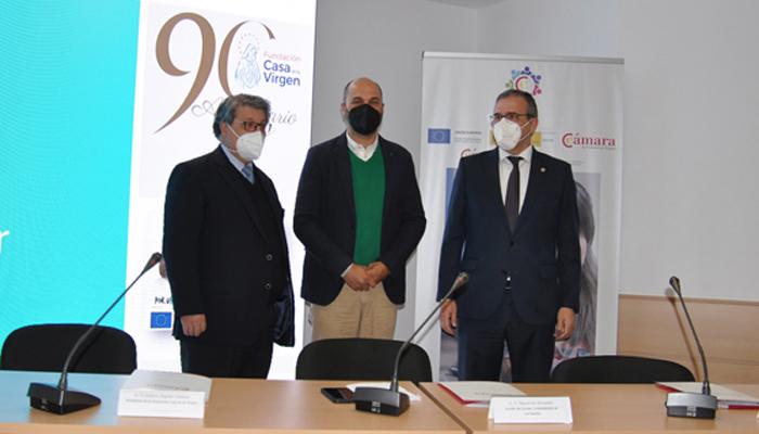 Isidoro Ángeles Ventura, Miguel Alconchel y Carlos Fenoy